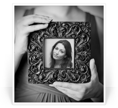 Related Pictures photofunia effects flower frame