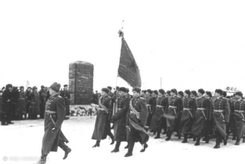 33 аэропорт внуково 1946 г