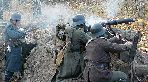 Первая мировая война 3 4 ноября 2007 спб