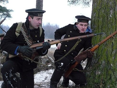 Гражданская война в россии 10 ноября