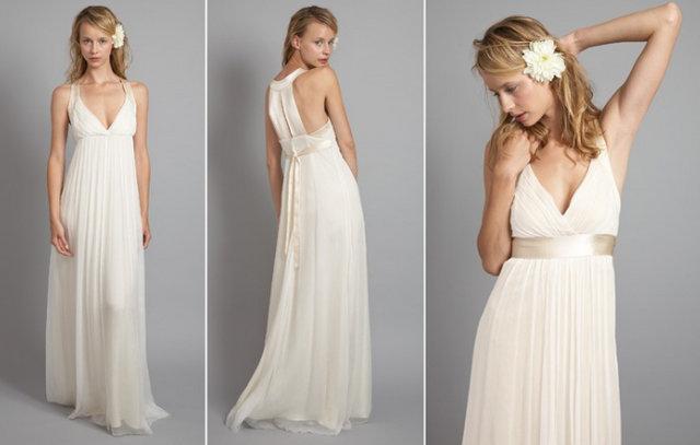 Свадебное платье в греческом стиле сшить своими руками