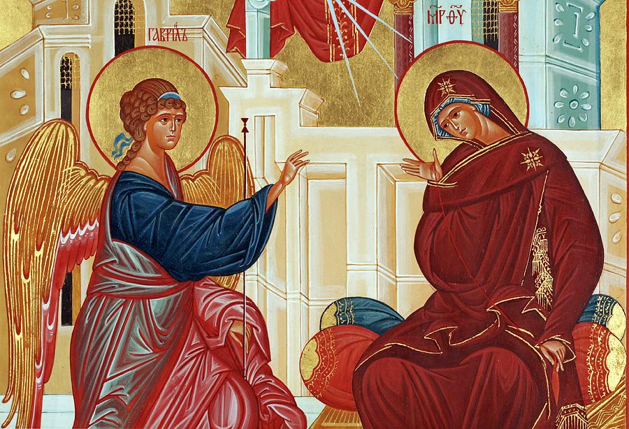 Картинки по запросу благовещение пресвятой богородицы