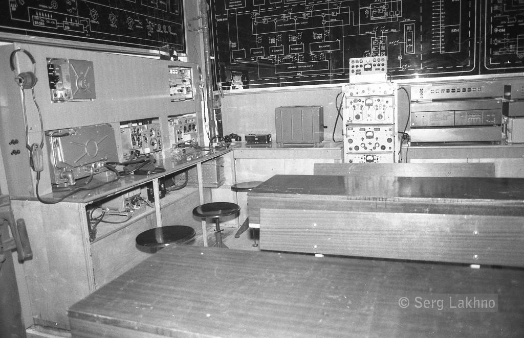 Радиостанция Р-140 - Музей небытовой электроники