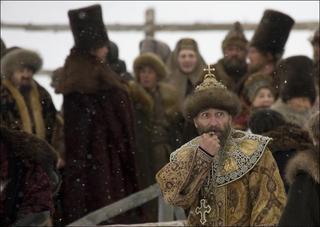 Грозный царь Петр Мамонов