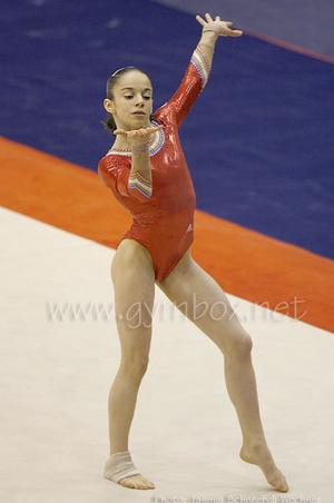 Гимнастика - это чувство времени