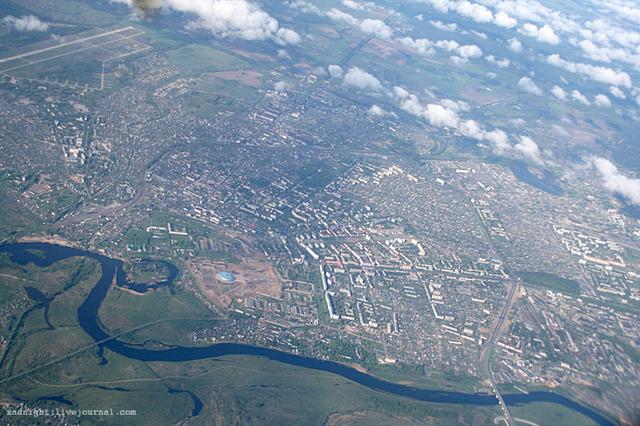 Облака над Бобруйском