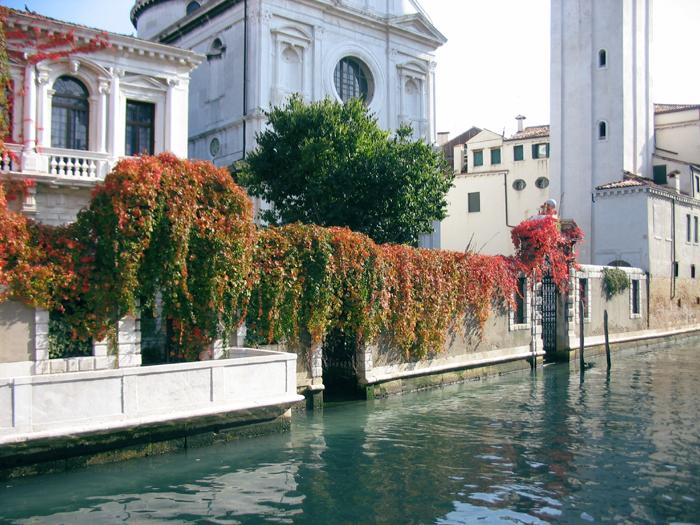 Осенняя Венеция