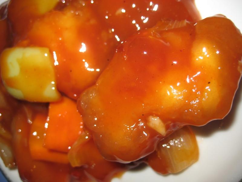 Рецепт соуса по китайски