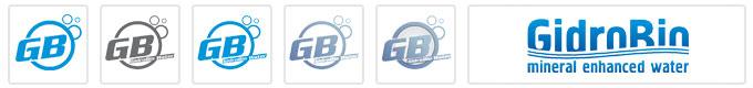 Градиенты в логотипе