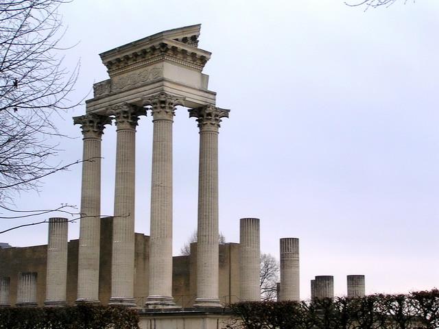 ксантен археологический парк