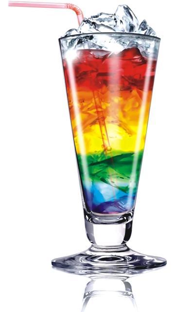 Kokteyl Beş Element: tarif