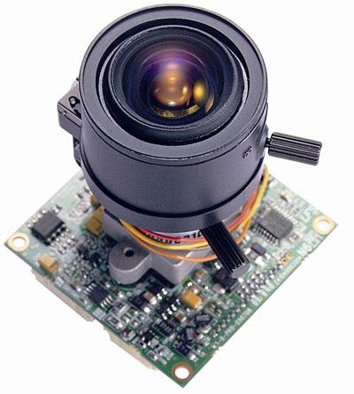 Бескорпусная модульная камера