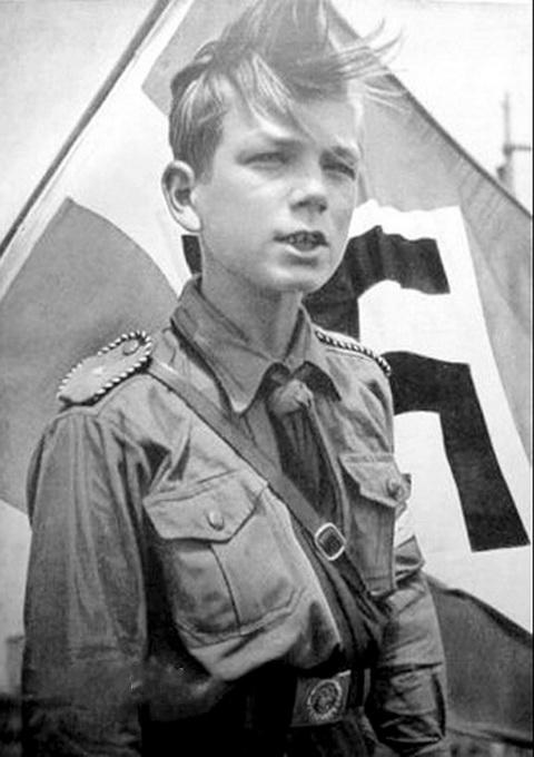 мальчик из ГитлерЮгенд