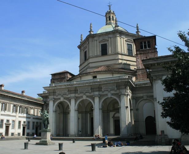 Храм Сан-Лоренцо-Маджиоре