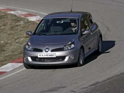 В России представили новый Clio Renault Sport