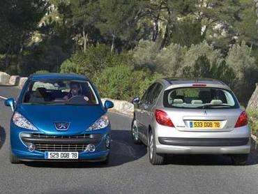 Peugeot 207 – лидер продаж в Европе