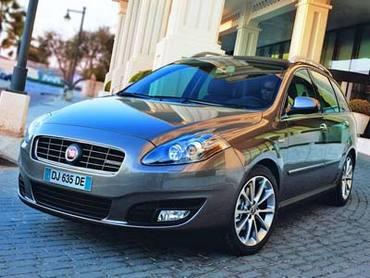 Fiat представил обновленную модель Croma