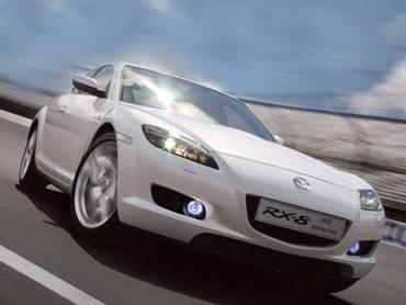 Mazda выпускает юбилейный RX-8