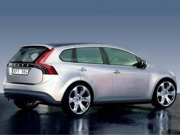 Новый Volvo V30 появится не раньше 2010 года
