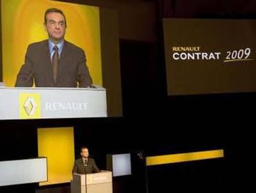 Renault пересмотрит положения «Контракта 2009»