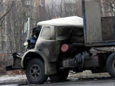 В ДТП на МКАД пострадали 8 человек