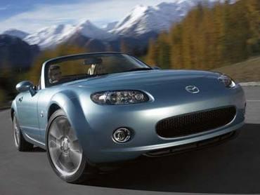Mazda выпустила особую версию MX-5 Niseko