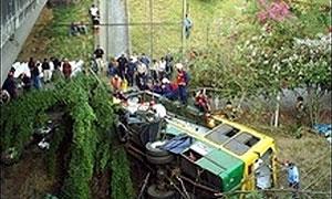 Не менее 19 человек погибли в ДТП в Мексике