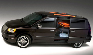 Chrysler Town&Country Black Jack