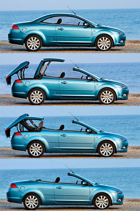 Focus от Pininfarina – теплый кабриолет для зимы