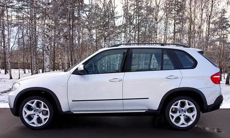Дизельный BMW X5