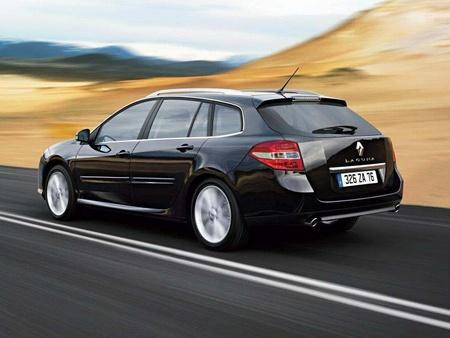 Renault Laguna - надёжность ценнее дизайна