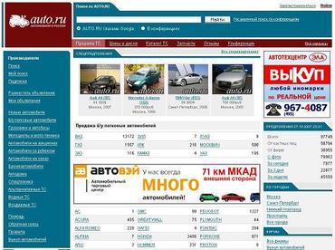 cars авто ru: