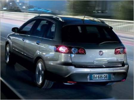 2008 Fiat Croma