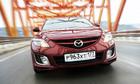Испытание Севером для Mazda6