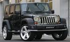 Офицер запаса Jeep Wrangler