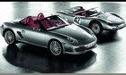 Porsche Boxster RS 60 Spyder – романтика 60-х
