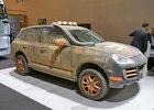Essen Motor Show 2007: Убитый Porsche Cayenne S Transsyberia