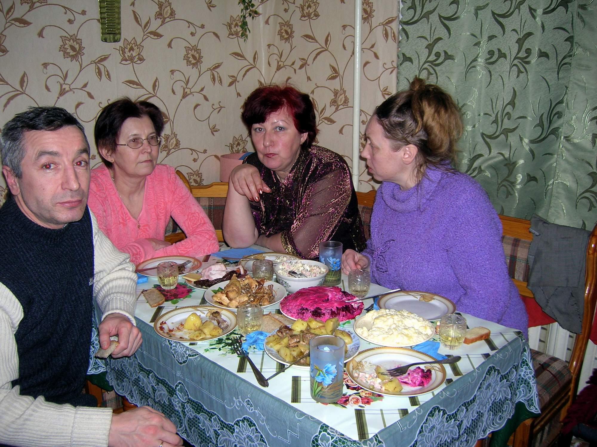 вечера серьезных знакомств в москве