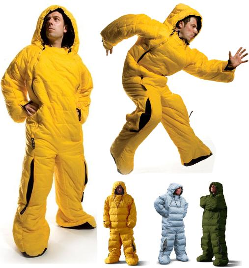 lippi selk bag sleep wear system.