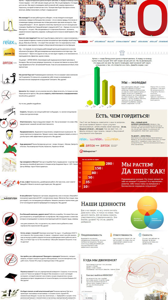 Studiya Sorokina Artoks Вот с этого, а не с чего другого, начинается настоящий HR Бренд компании!