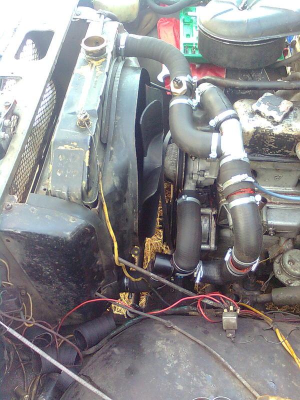 от 406-го вроде двигателя.