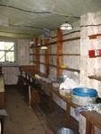 Мокрая комната. Здесь работают гидробиологи