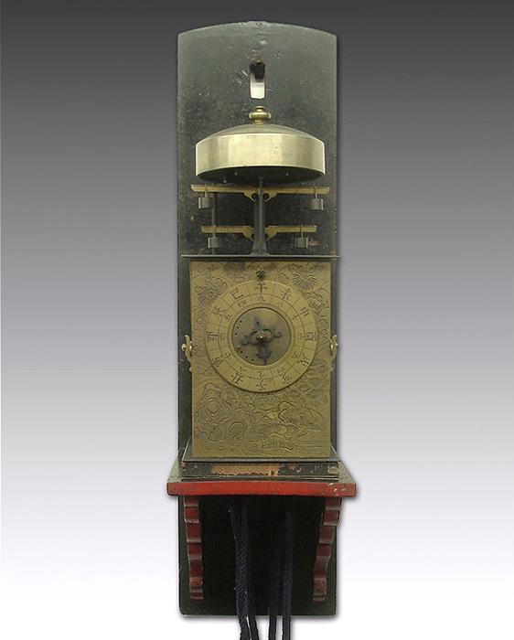 Механические часы эпохи Эдо (Фото 2)