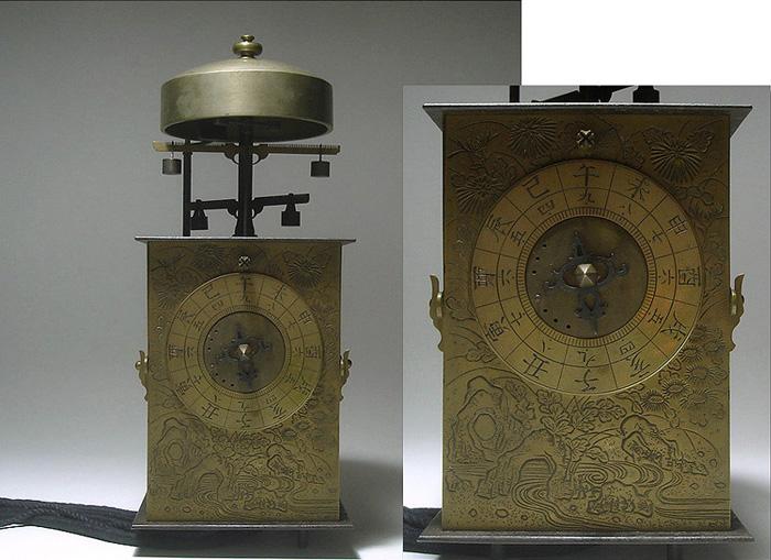 Механические часы эпохи Эдо (Фото 3)
