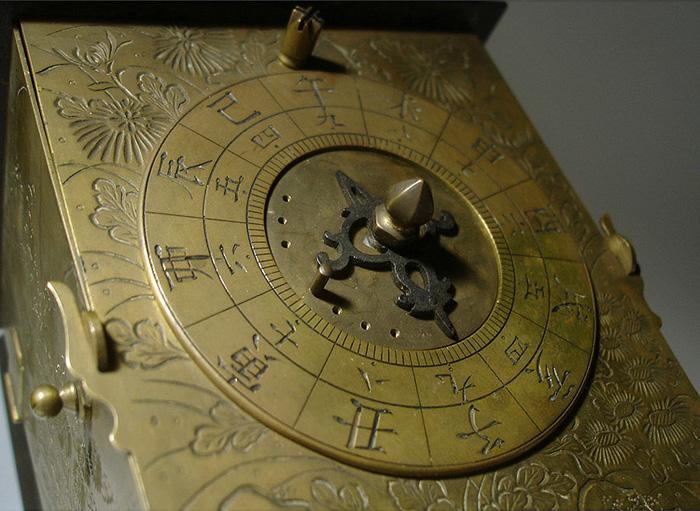 Механические часы эпохи Эдо (Фото 4)