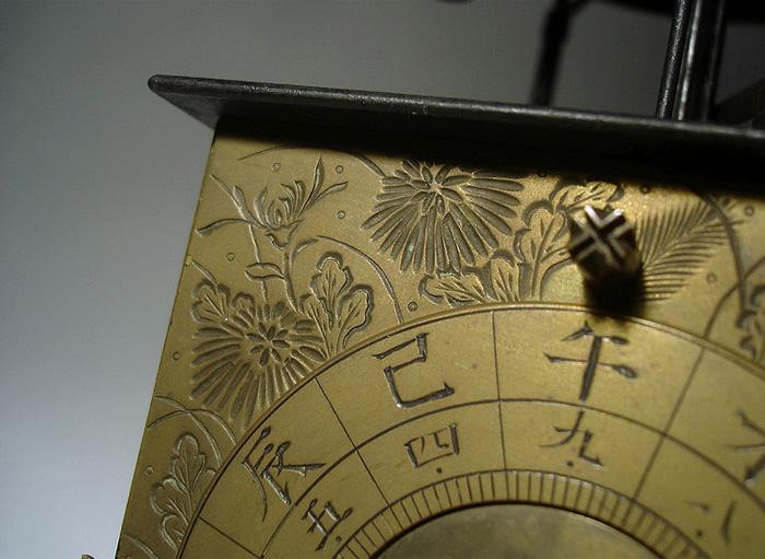 Механические часы эпохи Эдо (Фото 5)