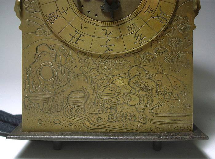 Механические часы эпохи Эдо (Фото 6)
