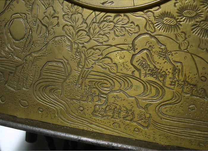 Механические часы эпохи Эдо (Фото 7)