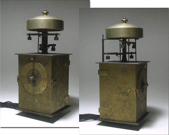 Механические часы эпохи Эдо (Фото 8)