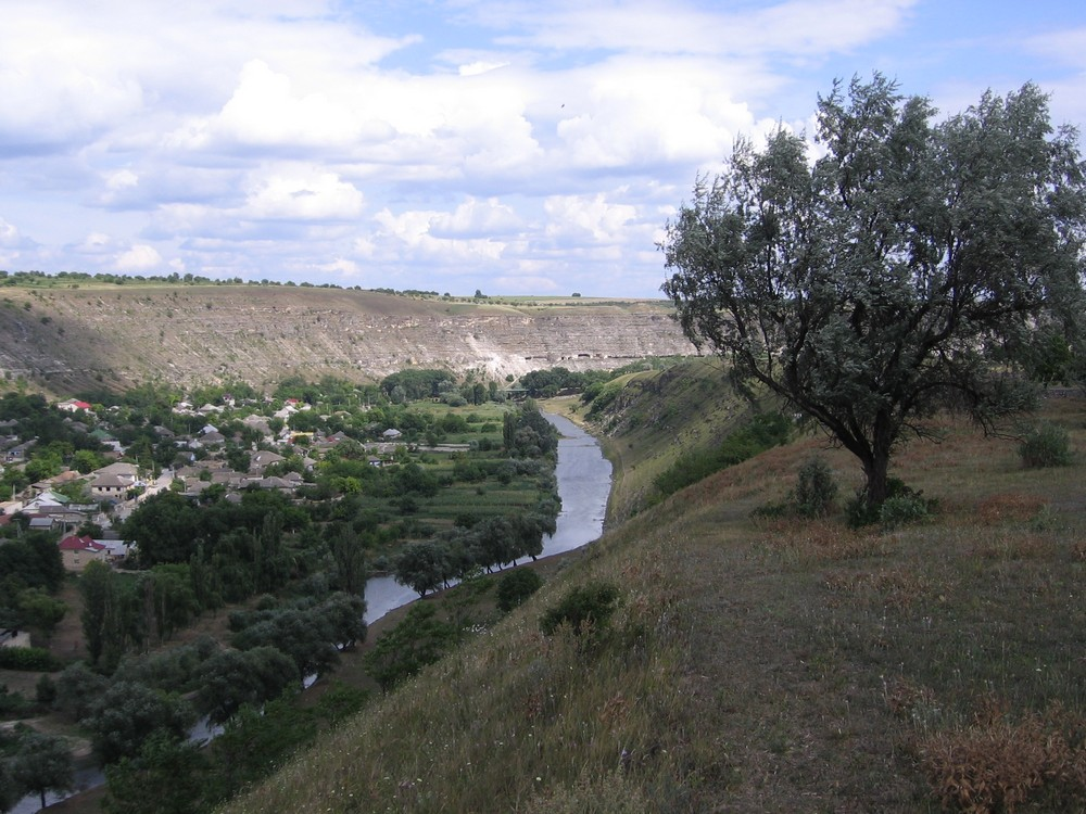 Молдавські краєвиди